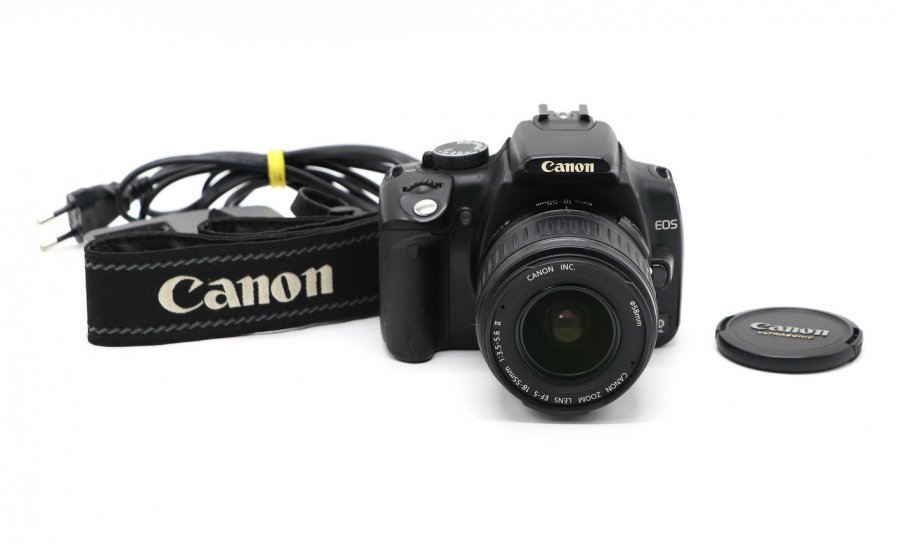 Canon EOS 350D body в упаковке