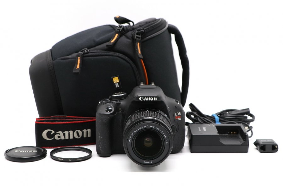Canon EOS Rebel T3i body