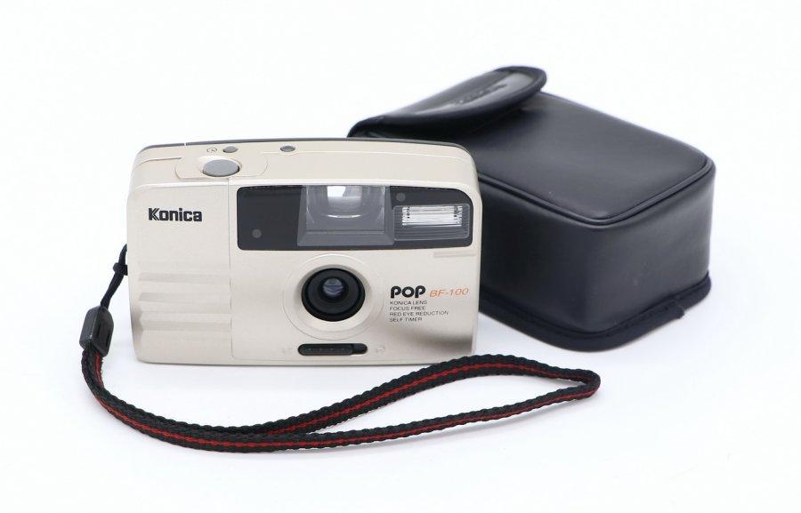 Konica POP BF-100 (Japan)