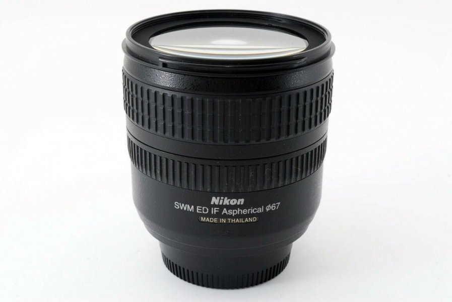 Nikon 24-85mm f/3.5-4.5G ED AF-S Nikkor
