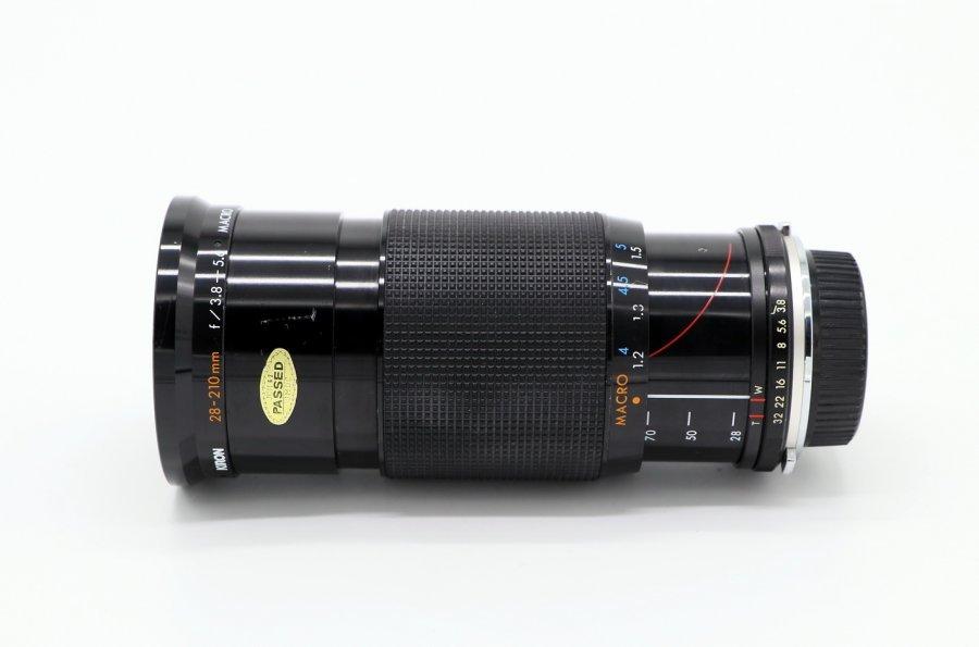 Kiron 3,8-5,6/28-210mm