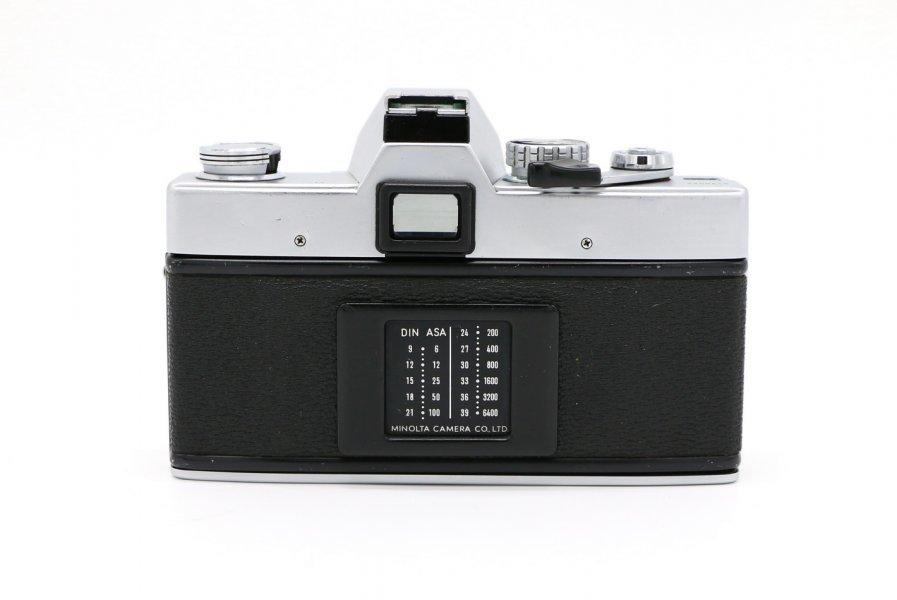 Minolta SRT 101b body (Japan, 1967)
