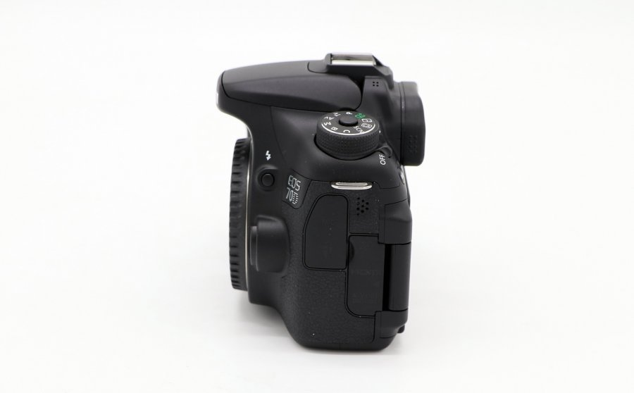 Canon EOS 70D body box new (550 кадров)