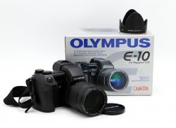 Olympus E-10 Camedia