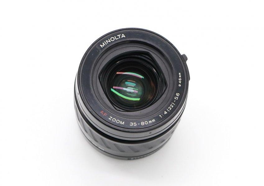 Minolta AF Zoom 35-80mm f/4-5.6