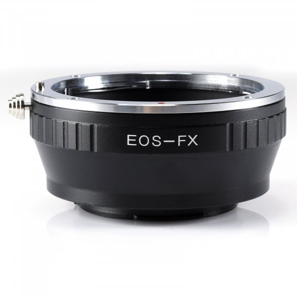 Adapter Canon EOS / EF - Fujifilm X