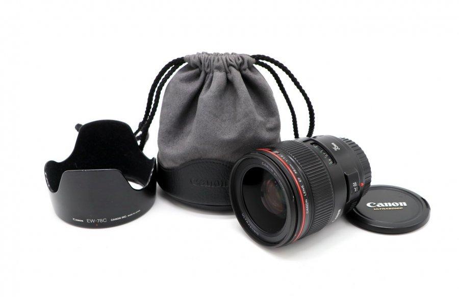 Canon EF 35mm f/1.4L USM б/у