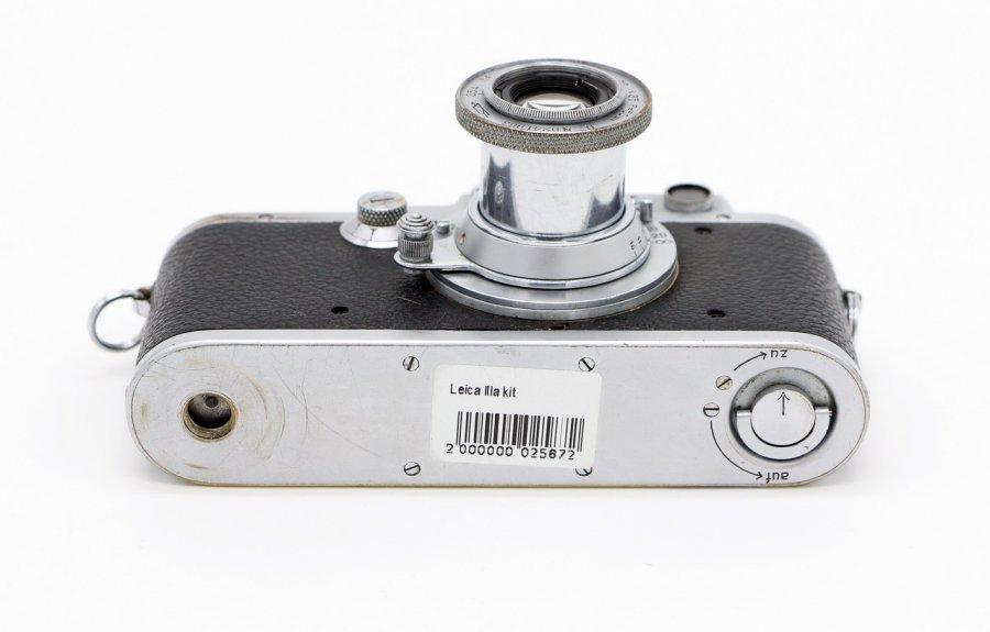 Leica IIIa (Germany, 1936)