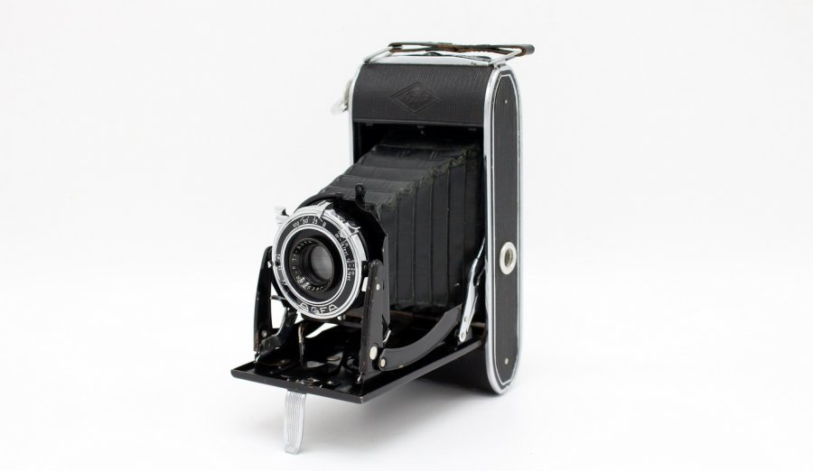 Agfa Billy-Record Prontor II (Germany, 1936)