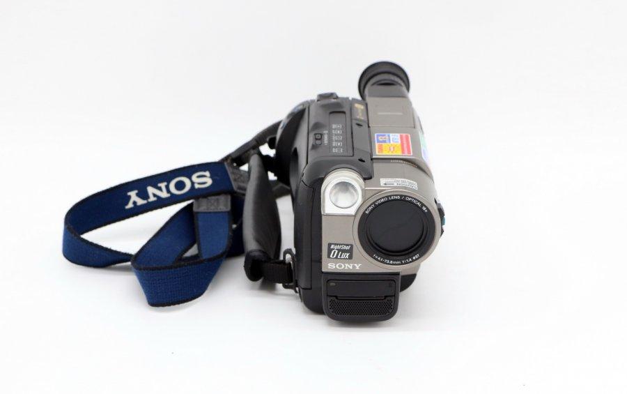 Видеокамера Sony CCD-TR515E