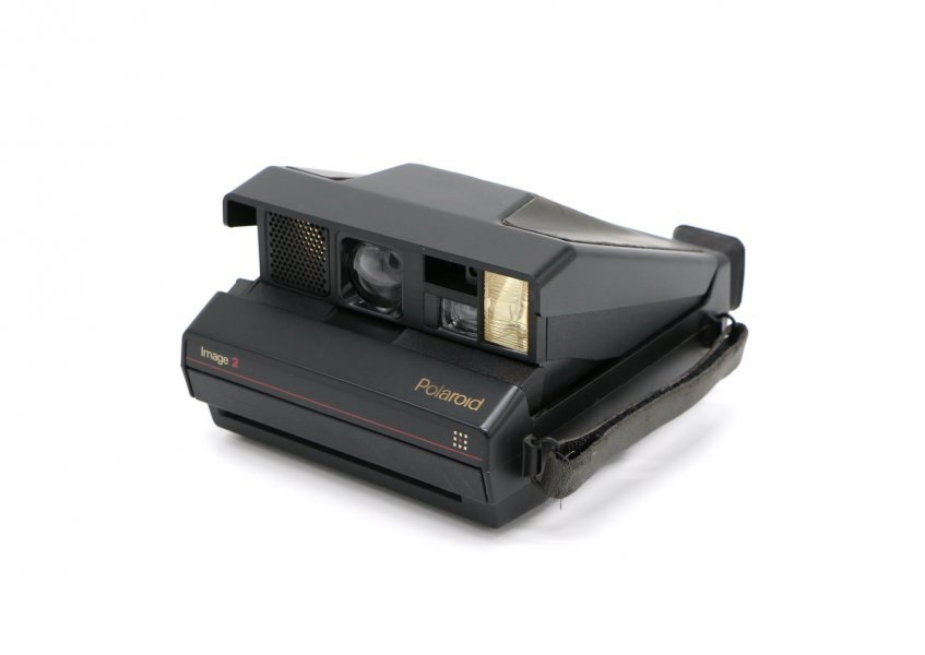 Polaroid Image 2 black (UK, 1989)