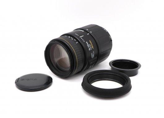 Sigma AF 70-210mm f/3.5-4.5 APO Macro, Pentax K