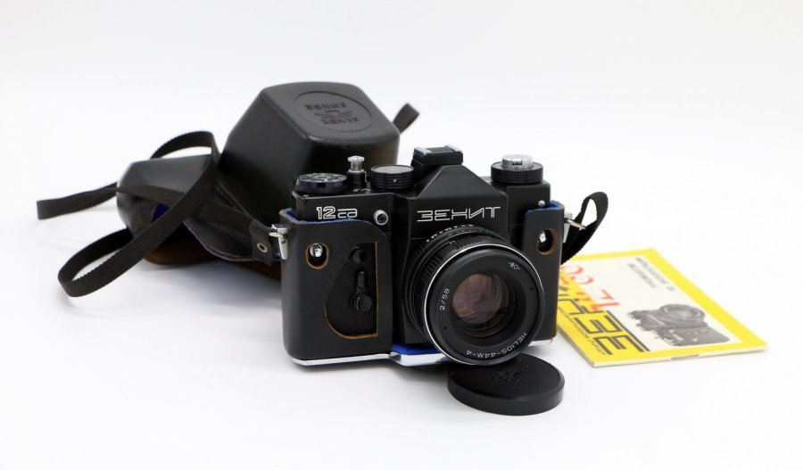 Зенит 12СД kit (СССР, 1987)