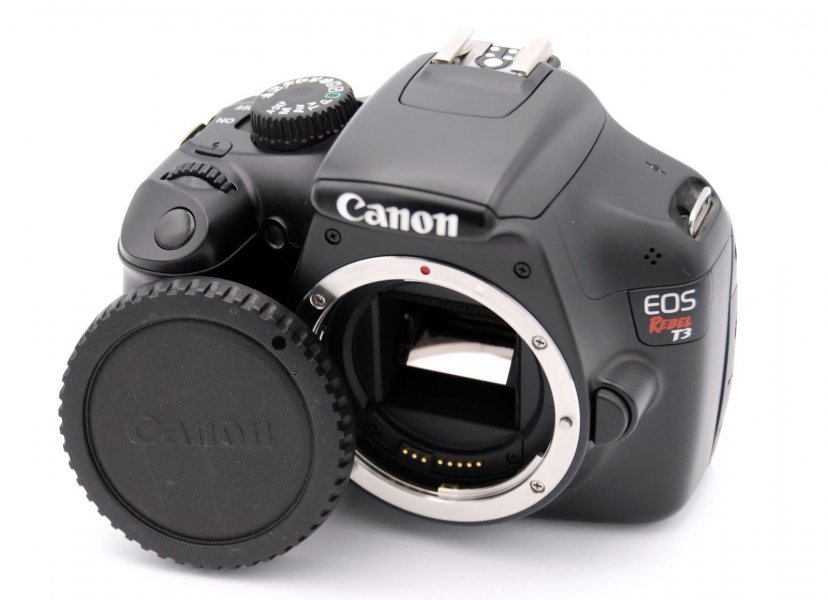 Canon EOS Rebel T3 body
