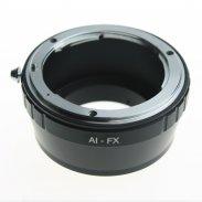 Переходник Nikon F - Fujifilm FX