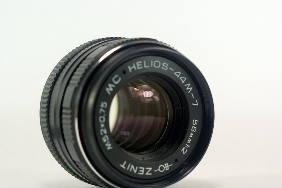 Новый MC Helios-44M-7 2/58 M42