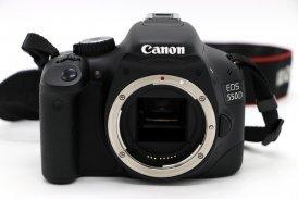 Canon EOS 550D body (пробег 1.1К кадров)