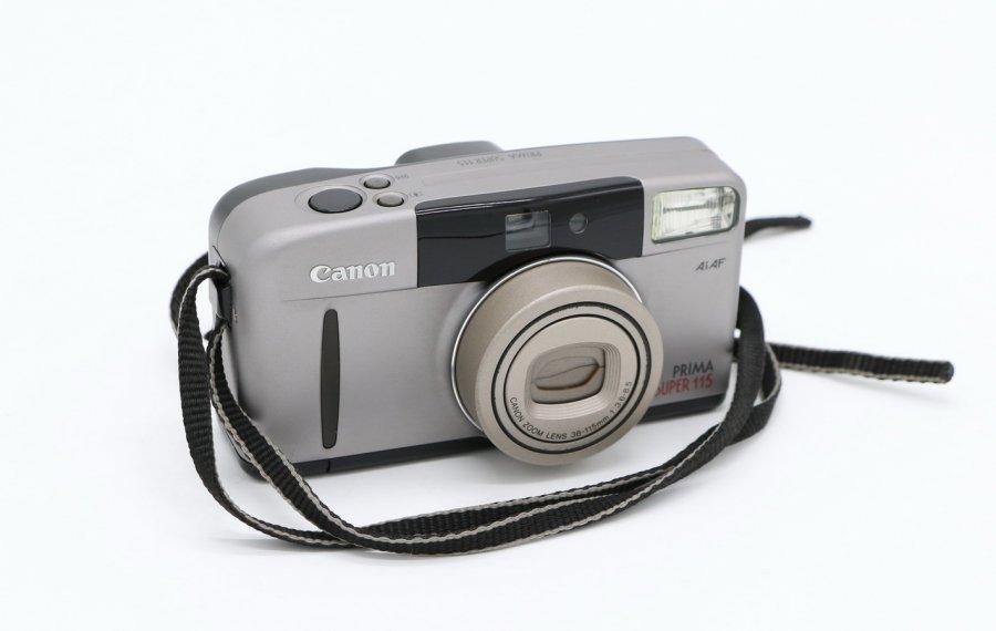Canon Prima Super 115