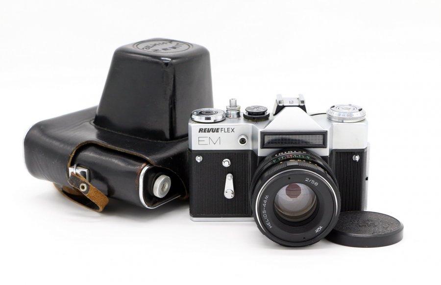 Revueflex-EM kit (СССР, 1976)