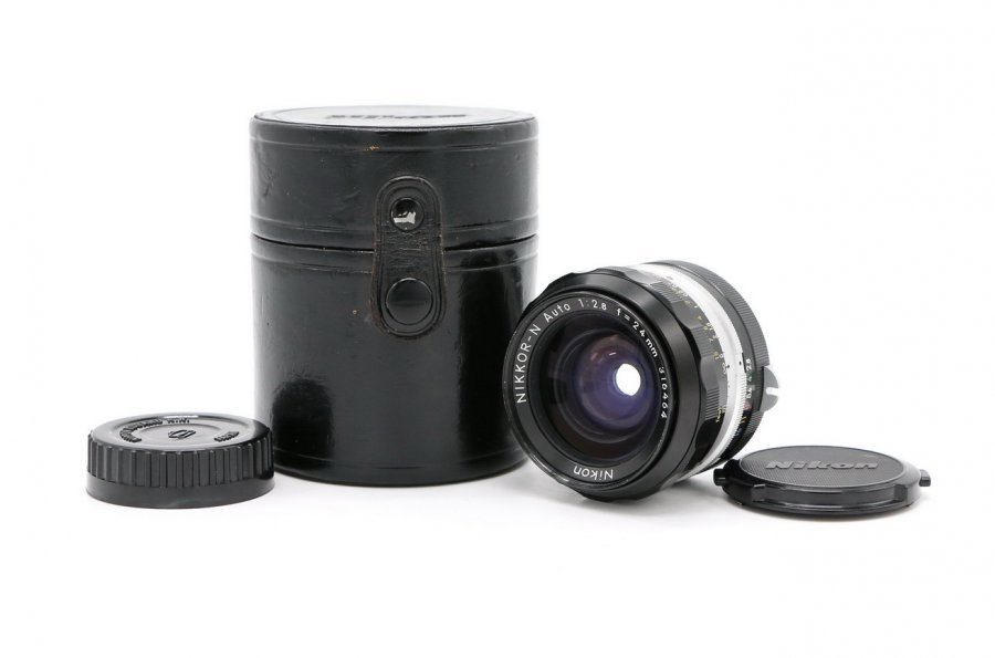 Nikkor-N auto 2.8/24mm Nikon