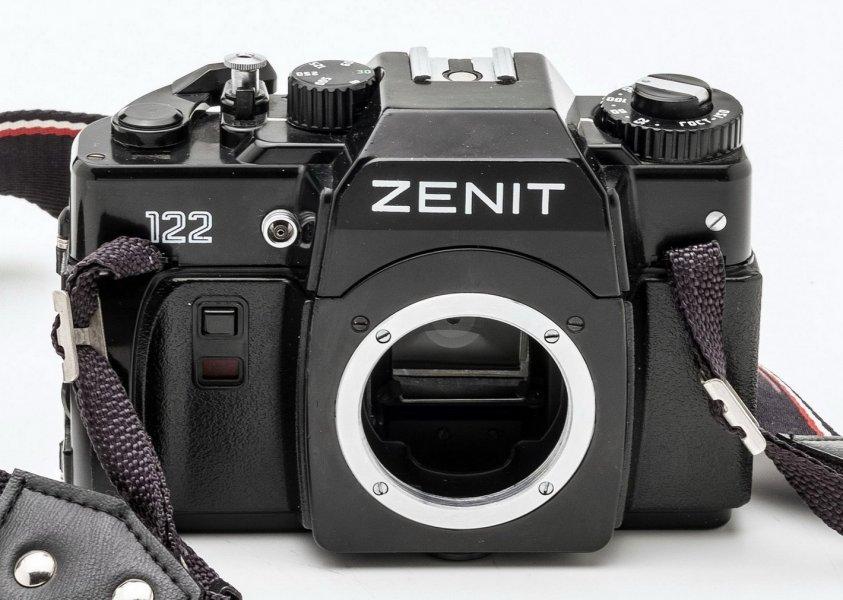 Зенит 122 body (СССР, 1990г.)