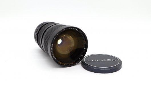 Soligor MC 37-105mm f/3.5 Zoom-Macro