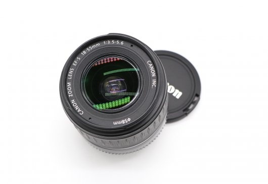 Canon EF-S 18-55mm 3.5-5.6