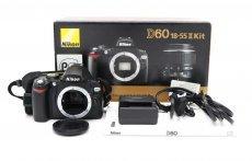 Nikon D60 body в упаковке