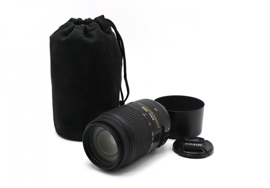 Nikon 55-300mm f/4-5.6G AF-S DX VR IF-ED Zoom-Nikkor