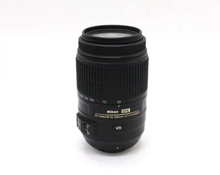 Nikon 55-300mm f/4-5.6G AF-S DX VR IF-ED Zoom-Nikkor