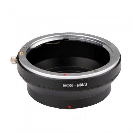 Adapter Canon EOS / EF - Micro 4/3