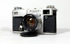 Киев 4А с Юпитер-8 (СССР, 1980)