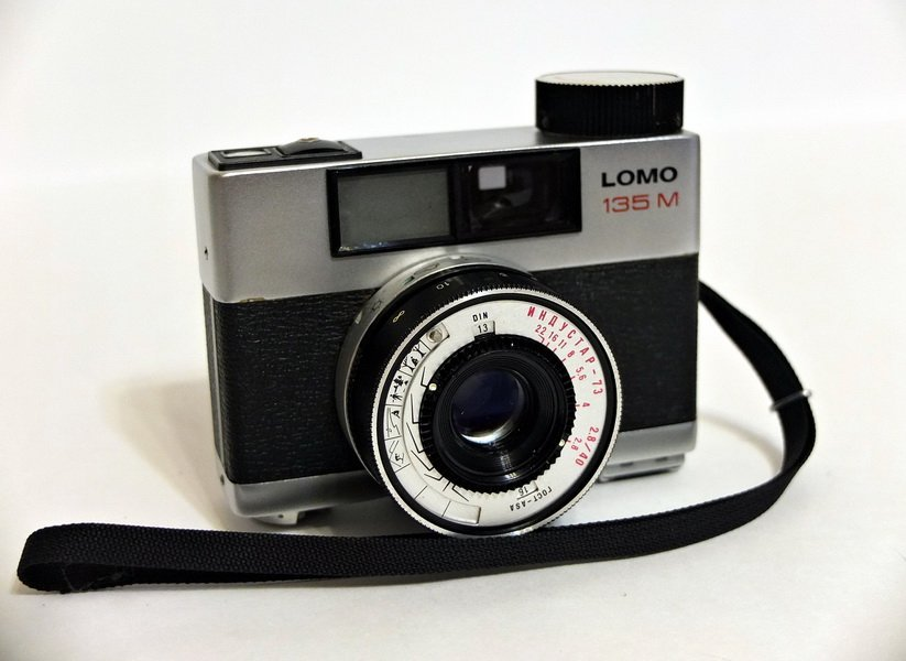 Lomo 135M (Made in ussr, 1984г)