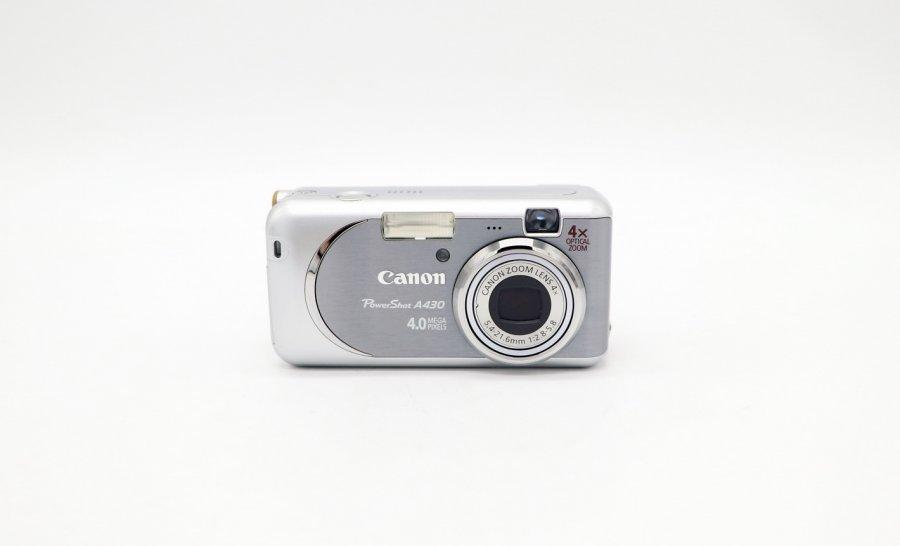 Canon PowerShot A430