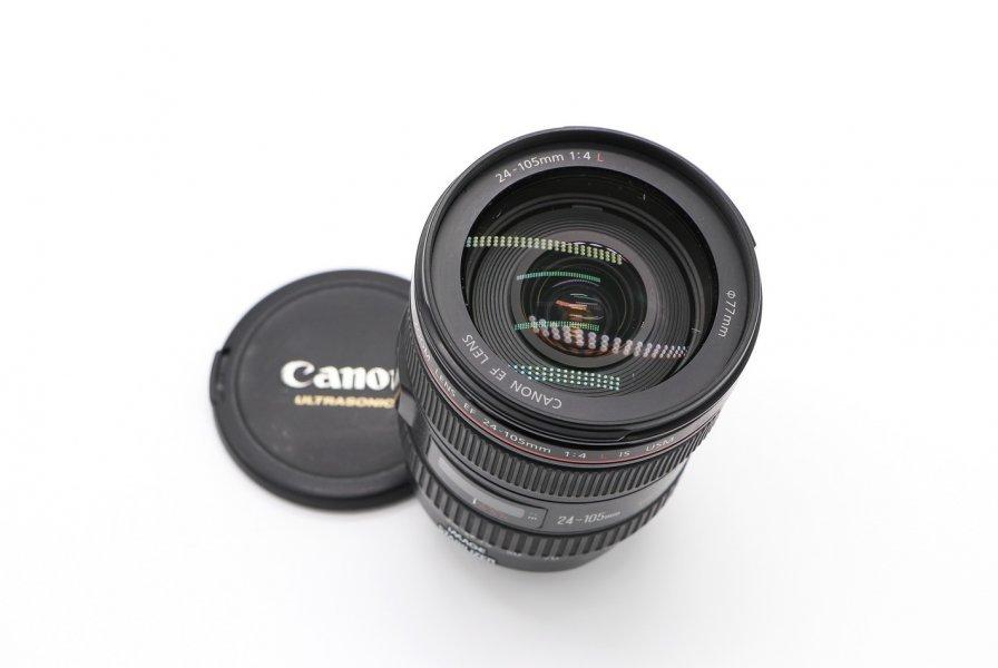 Canon EF 24-105mm 4L IS USM б/у