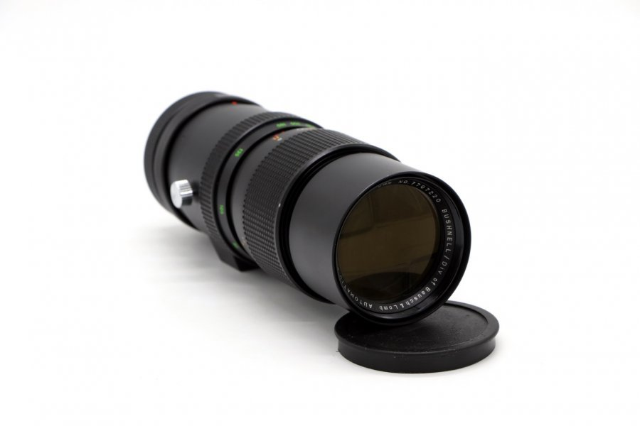 Bushnell Div. of bausch&lomb Automatic zoom 90-230mm/4.5