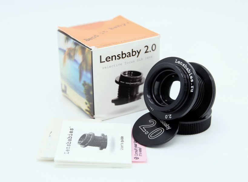 Lensbaby 2.0 Pentax K