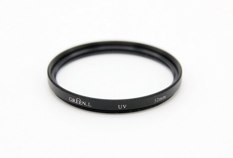 Светофильтр Green.L UV 52mm