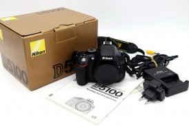 Nikon D5100 body box
