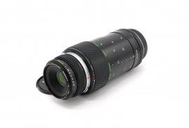 Olympus F.Zuiko Macro 80mm f/4 + macro adapter