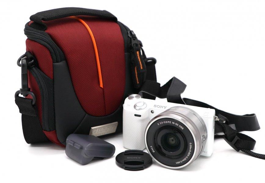 Sony nex-5t kit (пробег 600 кадров)