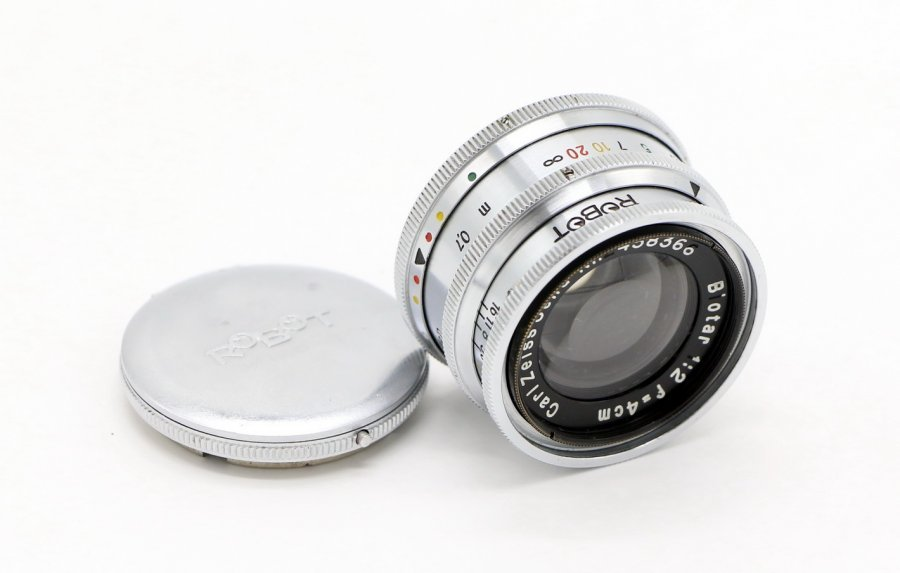 Biotar 2/4cm Carl Zeiss Jena (Germany, 1938)