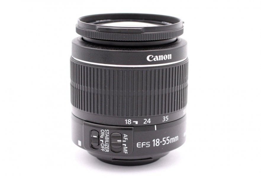 Canon EF-S 18-55mm 3.5-5.6 IS II б/у