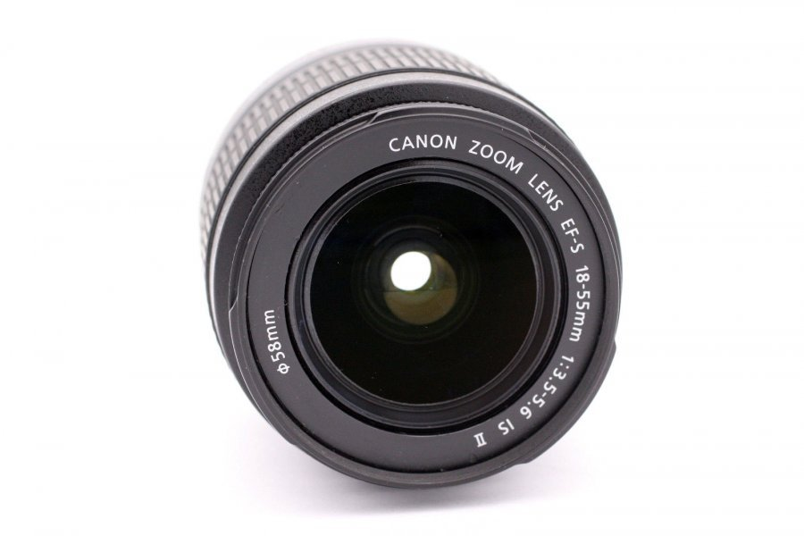 Canon EF-S 18-55mm 3.5-5.6 IS II б/у