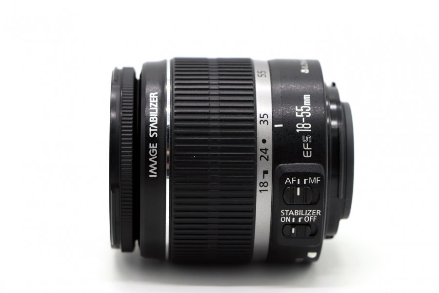 Canon EF-S 18-55mm 3.5-5.6 IS б/у