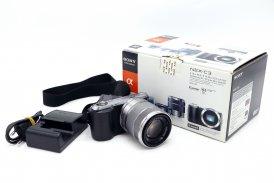 Sony Nex-C3 kit в упаковке