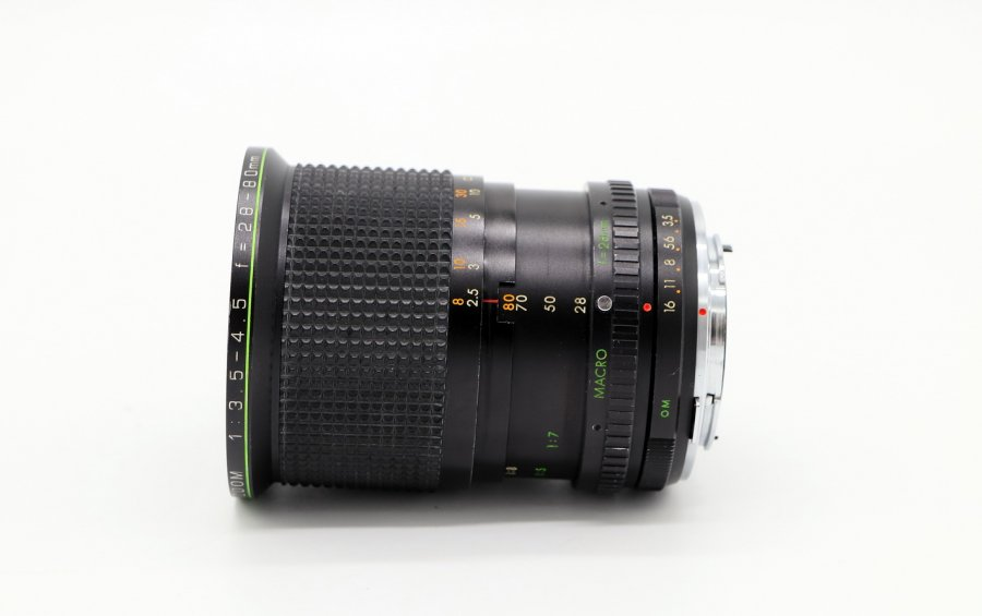 Hanimex 28-80mm f/3.5-4.5 Zoom MC