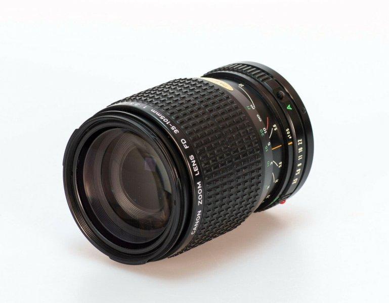 Canon FD 35-105mm f/3.5-4.5