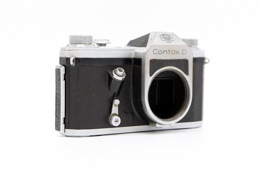 Contax D body (Germany, 1953)