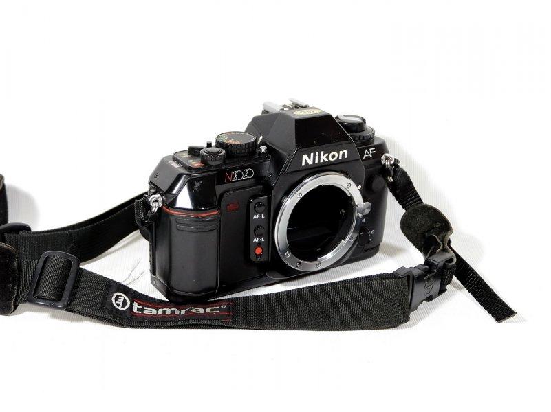Nikon AF N2020 body (Japan, 1986)